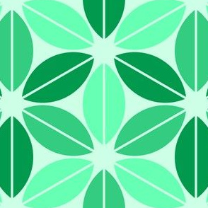 07656044 : R6lens leaf : pale emerald