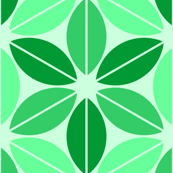 07656044 : R6 lens leaf : pale emerald