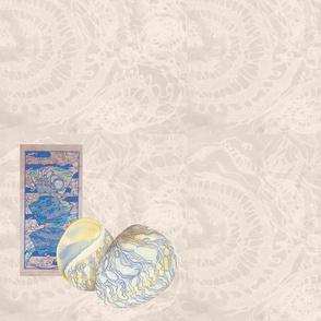 mosj shell  napkin