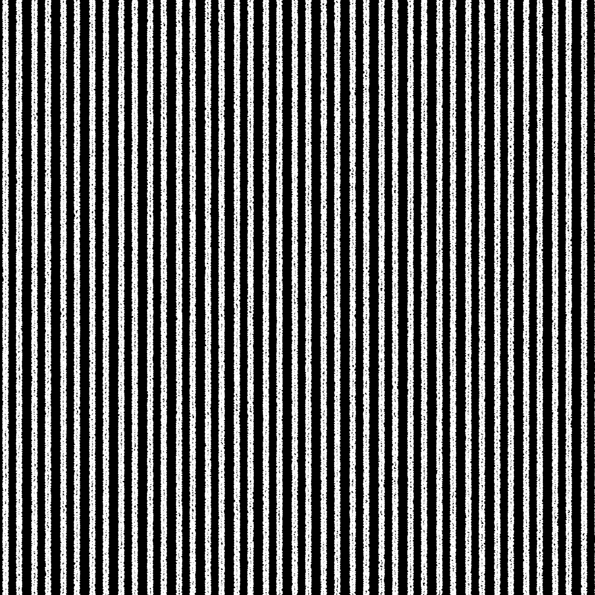 Organic stripes black-01-01 fabric by thepoonapple on Spoonflower - custom fabric