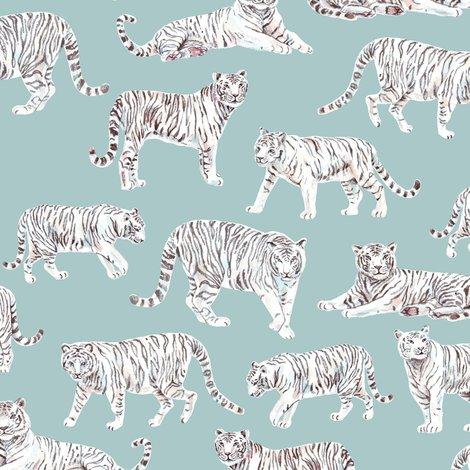 Rwhite_tiger_pattern_final_blue-green_bkgrnd_shop_preview
