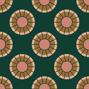 Geometric Circles in Evergreen