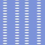 Ellipse Stripes in Atmospheric Violet
