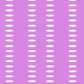 Ellipse Stripes in Lilac