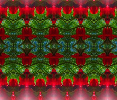 Regal Rose  fabric by bejilledbyjillimac_designs on Spoonflower - custom fabric