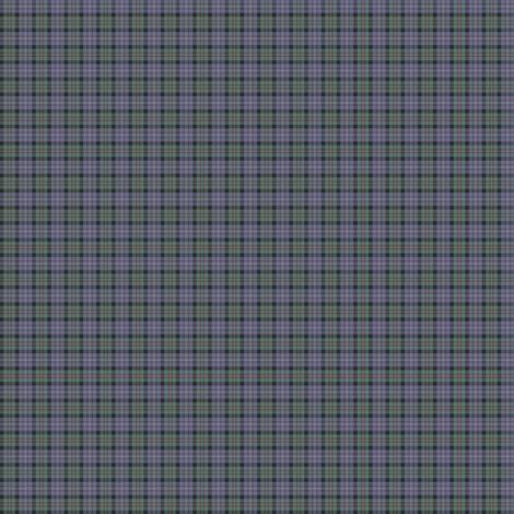 "Cameron of Erracht tartan, 1/2"" weathered fabric by weavingmajor on Spoonflower - custom fabric"