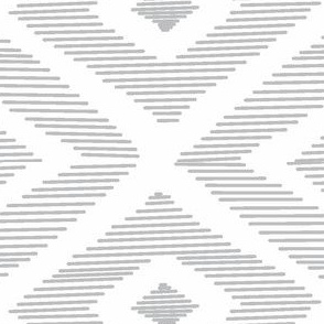 Ikat Gray (horizontal )