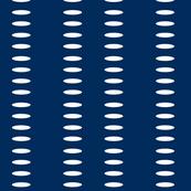 Ellipse Stripes in Royal Navy
