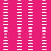 Ellipse Stripes in Peony