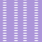 Ellipse Stripes in Wisteria