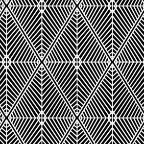 Rhombus Black