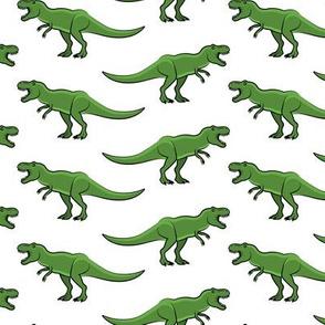 t-rex  - dinosaur