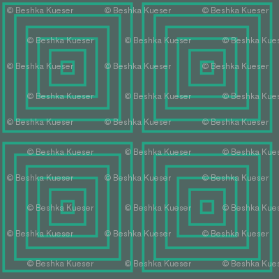 Squared Modern Green