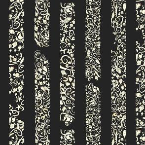 Sea animals in stripes