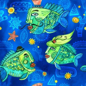 Fishes Aristocrats