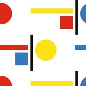 Bauhaus Komposition 02