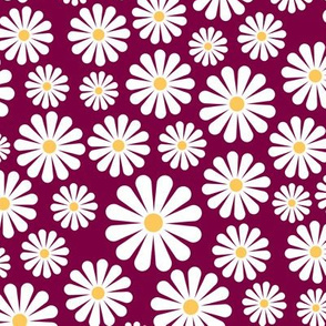 Daisy - Mulberry