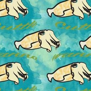 Cuttlefish wanna Cuttle