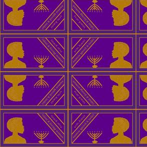 silent _ loving purple