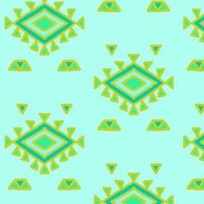 native in cacti colors