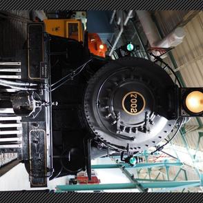 Strasburg Train N2