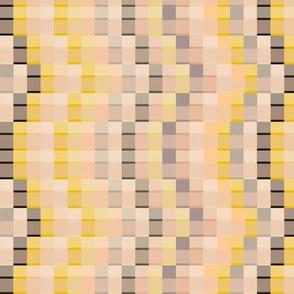 Geometric Deep Pastel Fall