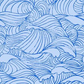 distressed waves