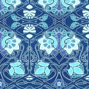 Big Blue Nouveau Grow