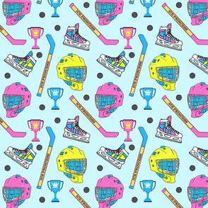 The Ice Hockey Princess