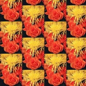 YellowMumsOrangeRoses--half-drop