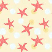 Salish Starfish - Sand