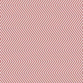 Dark dusty pink chevron-01