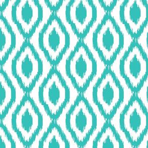 Kaylene Chain Turquoise