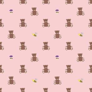 bear bee horney