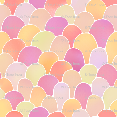 Scales 1 Pink