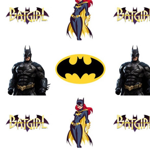 Batman and Batgirl