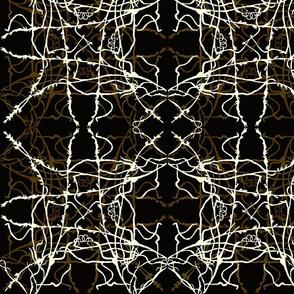 Endless loop  white brown