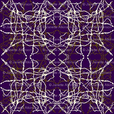 Endless loop purple