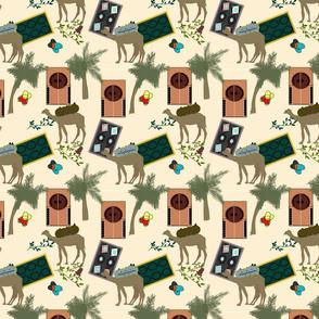 Marrakech camels-2