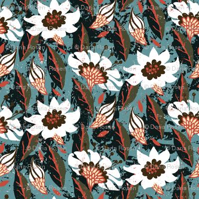 Boho flowers 16_0592