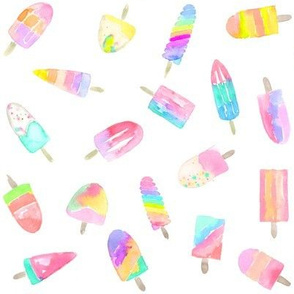all the popsicles random