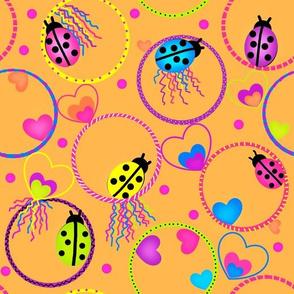 Ladybug Hula-Hoop Jubilee
