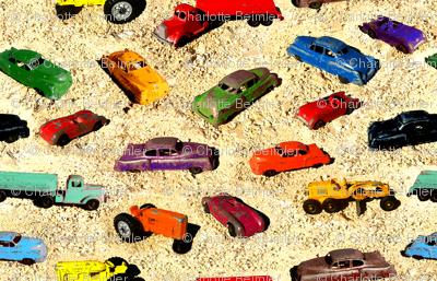 Sandbox Rustbuckets