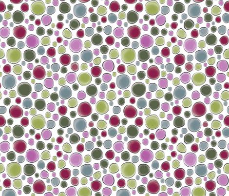 Bubble Splash  fabric by dianewarren on Spoonflower - custom fabric