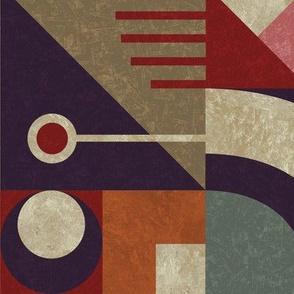 geometric bauhaus