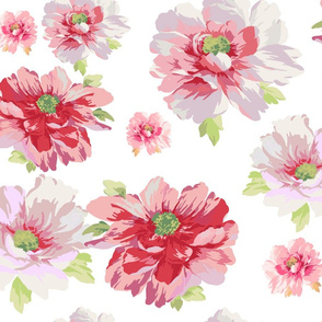 Blomma white