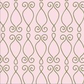 Scroll Flourish- The Louisiana Collection
