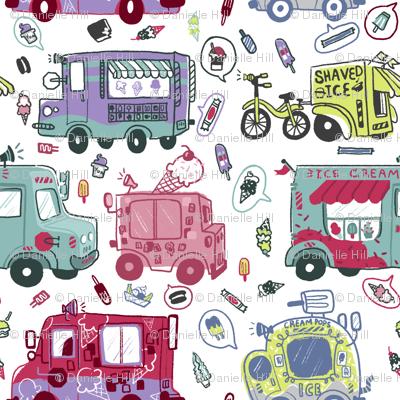 Ice Cream Trucking