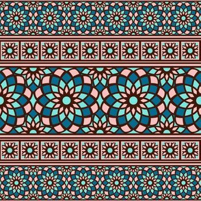 Arabic Border Ornament