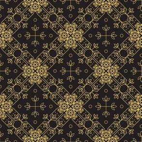 Royal Arabic Vintage Pattern